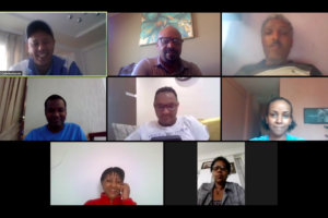 FIDO Board of Directors quarterly virtual meeting