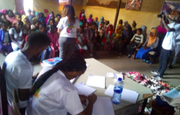 We work closely with existing structures to mobilize resources and support the target. groups. In addition to supporting the newly joined CCC's in program events. This helps us scale and develop minimum business plans.